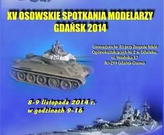 XV OSM 2014_Plakata
